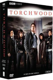 Torchwood:Complete First Season - (Region 1 Import DVD)