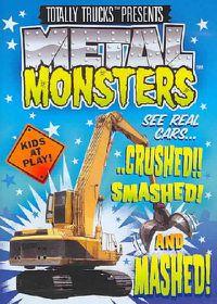 Totally Trucks:Metal Monsters - (Region 1 Import DVD)
