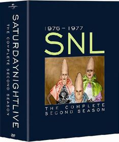 Saturday Night Live - The Complete Second Season - (Region 1 Import DVD)
