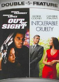 Out of Sight/Intolerable Cruetty - (Region 1 Import DVD)