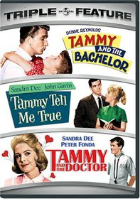 Tammy and the Bachelor/Tammy Tell Me True/Tammy and the Doctor - (Region 1 Import DVD)