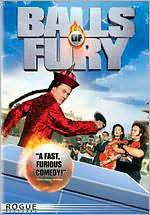 Balls of Fury - (Region 1 Import DVD)