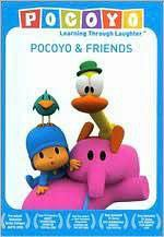 Pocoyo:Pocoyo & Friends - (Region 1 Import DVD)