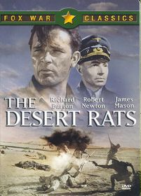 Desert Rats - (Region 1 Import DVD)