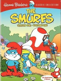 Smurfs:Season 1 Vol 1 - (Region 1 Import DVD)