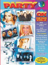 Party On The DVD - Vol.2 - Various Artists (CD)