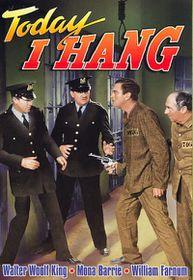 Today I Hang - (Region 1 Import DVD)
