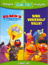 Sesame Street: Sing Yourself Silly/Elmo's Musical Adventure - (Region 1 Import DVD)