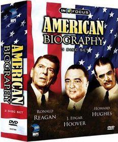 American Biography - (Region 1 Import DVD)