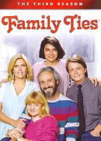 Family Ties:Third Season - (Region 1 Import DVD)