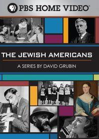 Jewish Americans - (Region 1 Import DVD)