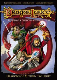 Dragonlance - (Region 1 Import DVD)