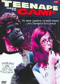 Teenape Goes to Camp - (Region 1 Import DVD)