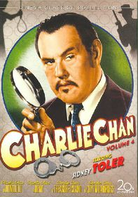 Charlie Chan Vol 4 - (Region 1 Import DVD)