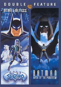 Batman: Mask of Phantasm Batman and Mr. Freeze: Sub Zero - (Region 1 Import DVD)