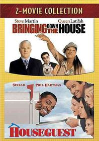 Brining Down the House/Houseguest - (Region 1 Import DVD)