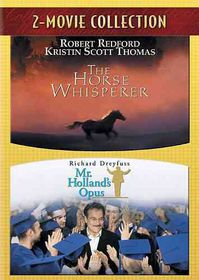 Horse Whisperer/Mr. Holland's Opus - (Region 1 Import DVD)