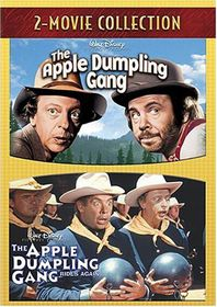 Apple Dumpling Gang / The Apple Dumpling Gang Rides Again - (Region 1 Import DVD)