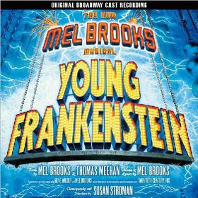 Young Frankenstein (Ocr) - (Import CD)