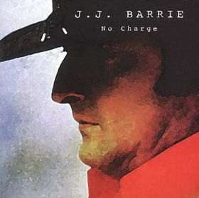 J.J.Barrie - No Charge (CD)