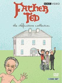 Father Ted - The Holy Trilogy Special Edition - (Region 1 Import DVD)
