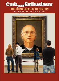 Curb Your Enthusiasm - The Complete Sixth Season - (Region 1 Import DVD)