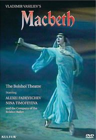 Macbeth (Bolshoi Theatre) - (Region 1 Import DVD)