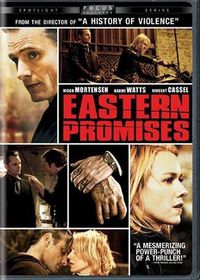 Eastern Promises - (Region 1 Import DVD)