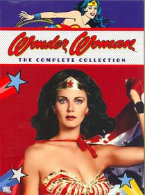 Wonder Woman:Complete Collection - (Region 1 Import DVD)