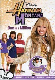 Hannah Montana:One in a Million - (Region 1 Import DVD)