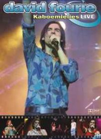 Fourie, David - Kaboemielies Live (DVD)