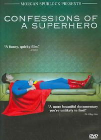 Confessions of a Superhero - (Region 1 Import DVD)