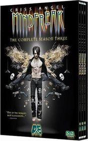 Criss Angel MindFreak - The Complete Season Three - (Region 1 Import DVD)