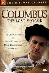 Columbus:Lost Voyage - (Region 1 Import DVD)