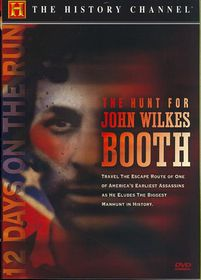 Hunt for John Wilkes Booth - (Region 1 Import DVD)