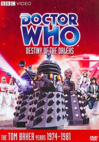 Doctor Who: Ep 104 - Destiny of the Daleks - (Region 1 Import DVD)
