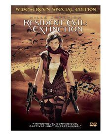 Resident Evil:Extinction - (Region 1 Import DVD)