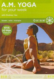 Am Yoga for Your Week - (Region 1 Import DVD)