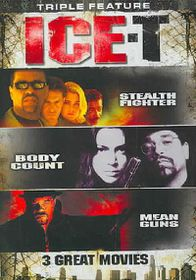 Ice T Triple Feature - (Region 1 Import DVD)