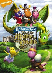 Backyardigans - Tale of the Mighty Knights - (Region 1 Import DVD)
