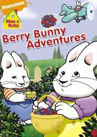Max & Ruby:Berry Bunny Adventures - (Region 1 Import DVD)