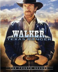Walker Texas Ranger:Fourth Season - (Region 1 Import DVD)