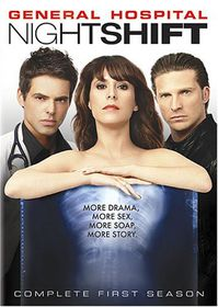 General Hospital:Night Shift - (Region 1 Import DVD)