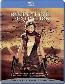 Resident Evil:Extinction - (Region A Import Blu-ray Disc)