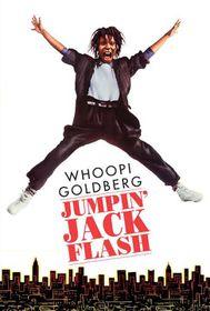 Jumpin' Jack Flash (1986) - (DVD)