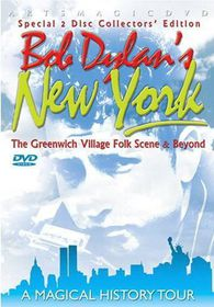 Bob Dylan's New York - (Region 1 Import DVD)