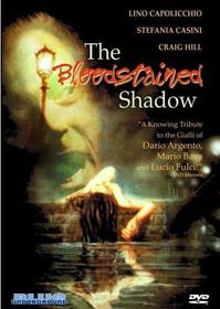 Bloodstained Shadow - (Region 1 Import DVD)