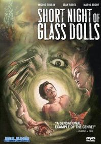 Short Night of Glass Dolls - (Region 1 Import DVD)