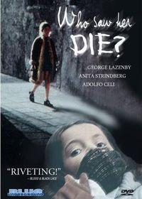 Who Saw Her Die - (Region 1 Import DVD)