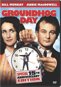 Groundhog Day 15th Anniversary Edition - (Region 1 Import DVD)